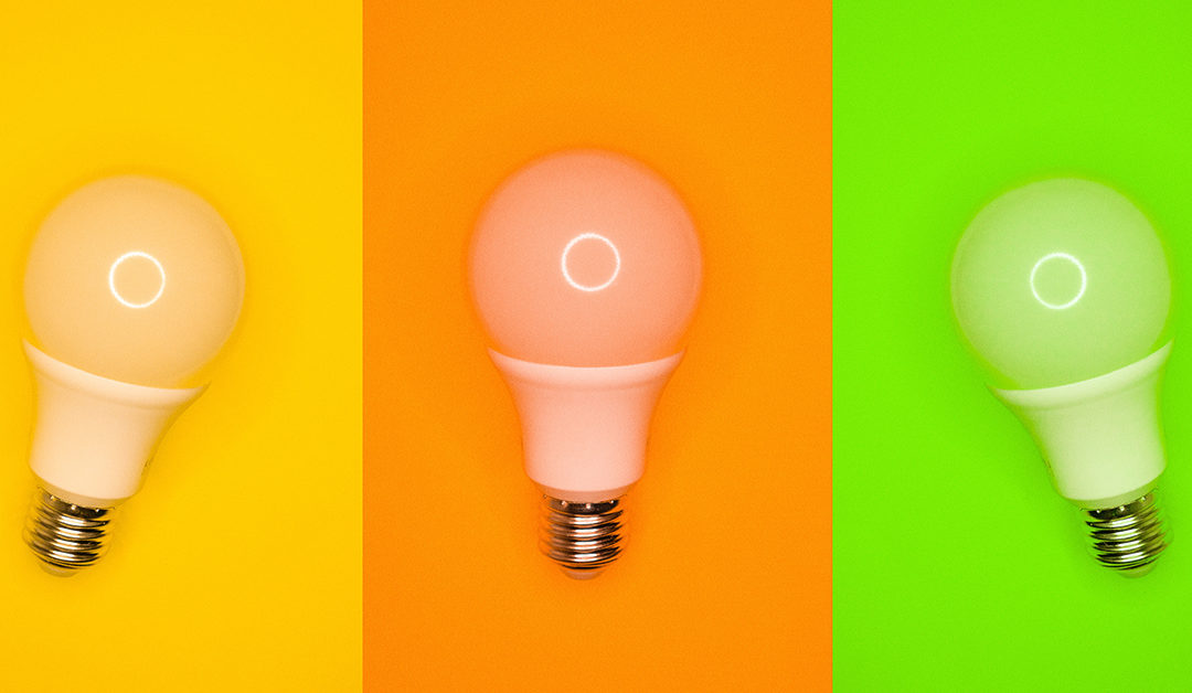 How LED lights can help you save money sustainably.